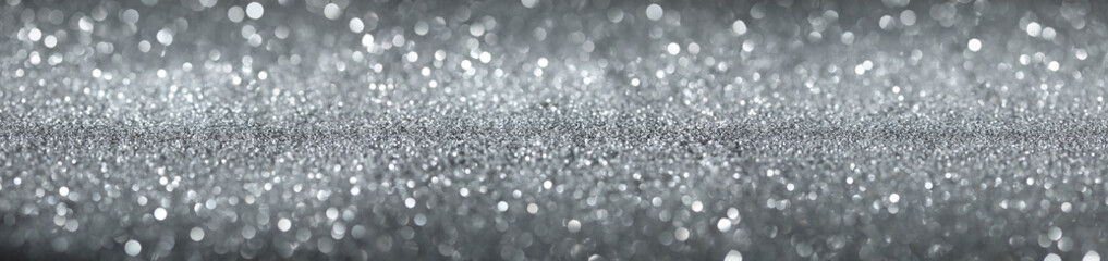 Sparkling glittering lights abstract background