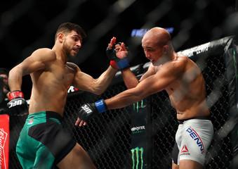 MMA: UFC Fight Night-Rodriguez vs Penn