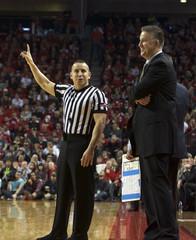 NCAA Basketball: Purdue at Nebraska