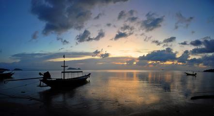 Sunrise on Ko Phangan