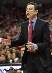 NCAA Basketball: Texas Southern at Louisville