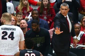 NCAA Basketball: Final Four-South Carolina vs Gonzaga