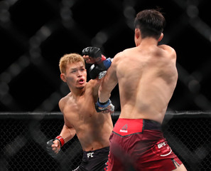 MMA: UFC Fight Night-Abe vs Lim