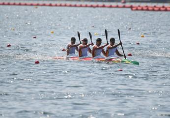 Olympics: Canoe Sprint