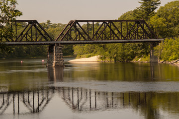 Train Trestle Bridge