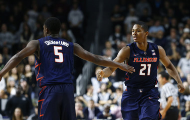 NCAA Basketball: Illinois at Providence