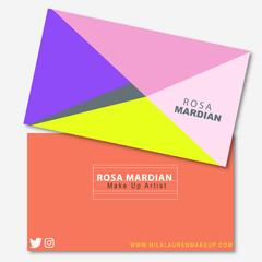 Business Card - Template Modern / trend / elegant