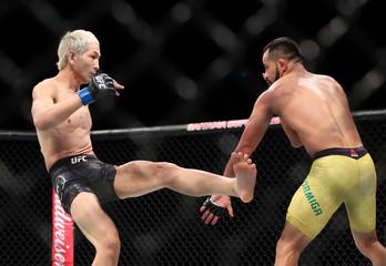 MMA: UFC Fight Night-Formiga vs Sasaki