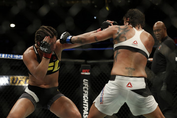 MMA: UFC Fight Night-Pennington vs Coreia