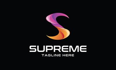 Supreme / Letter S - Logo Template