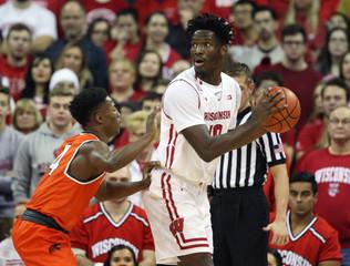 NCAA Basketball: Florida A&M at Wisconsin