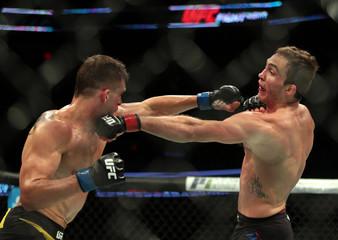 MMA: UFC Fight Night-Martin vs Case