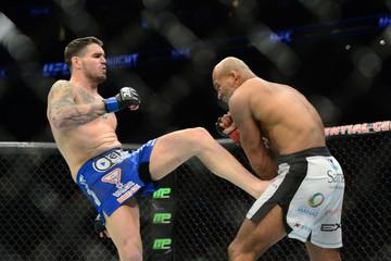 MMA: UFC Fight Night-Souza vs Camozzi
