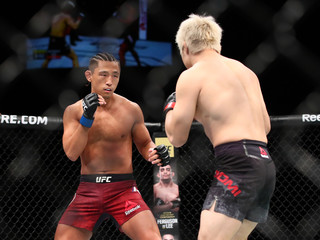 MMA: UFC Fight Night-Gomi vs Kim