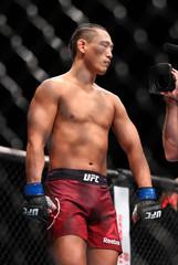 MMA: UFC Fight Night-Gomi vs Kim