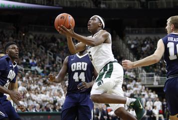NCAA Basketball: Oral Roberts at Michigan State