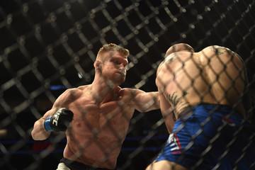 MMA: UFC Fight Night-Emmett vs Holtzman