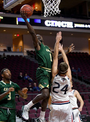 NCAA Basketball: UAB vs St. Mary's