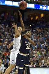 NCAA Womens Basketball: Final Four-Notre Dame vs Connecticut