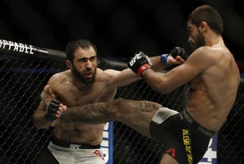 MMA: UFC Fight Night-Akhmedov vs Zaleski