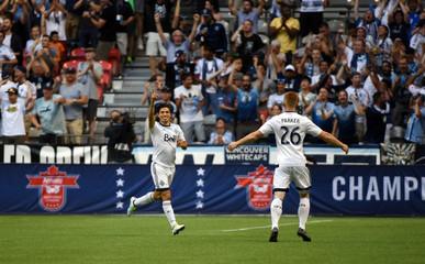MLS: Canadian Championship-Toronto FC at Vancouver Whitecaps FC