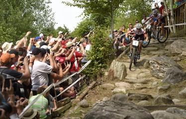 Pan Am Games: Mountain Bike