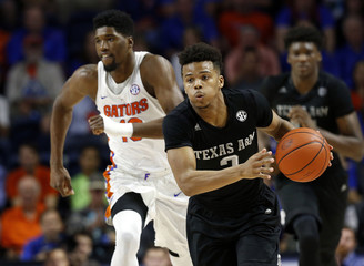 NCAA Basketball: Texas A&M at Florida