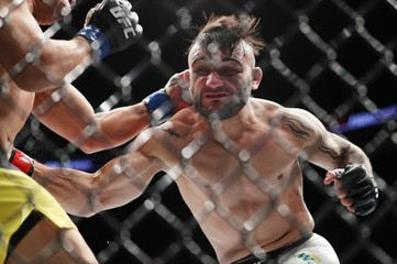 MMA: UFC Fight Night-Lineker vs Dodson