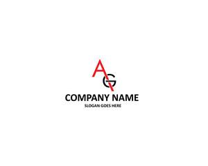 ag letter logo