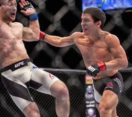 MMA: UFC Fight Night-Benavidez vs Makovsky