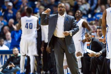 NCAA Basketball: Temple at Tulsa