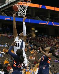 NCAA Womens Basketball: SEC Basketball Tournament- Auburn vs South Carolina