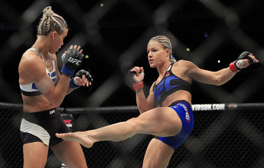 MMA: UFC Fight Night-Herrig vs Curran