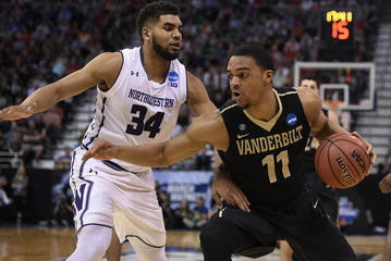 NCAA Basketball: NCAA Tournament-First Round-Northwestern vs Vanderbilt