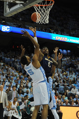 NCAA Basketball: Chattanooga at North Carolina