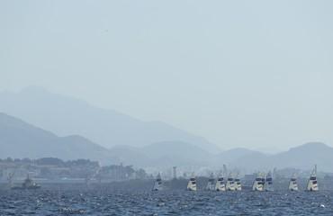 Olympics: Sailing