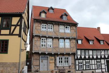 Wohnhaus von Nikolaus Dietrich Giseke in Quedlinburg