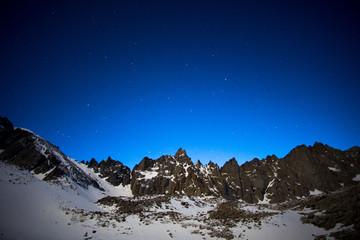 Mt Whitney Nightscape