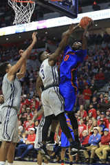 NCAA Basketball: Florida at Mississippi