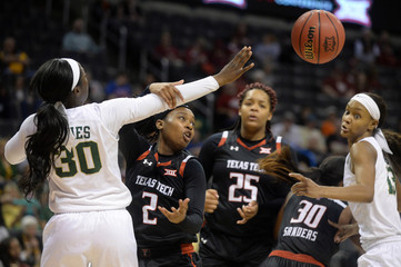 NCAA Womens Basketball: Big 12 Conference Tournament-Baylor vs Texas Tech