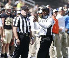 NCAA Football: Eastern Kentucky at Purdue
