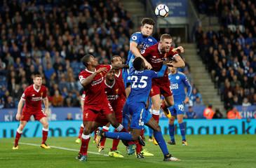 Premier League - Leicester City vs Liverpool