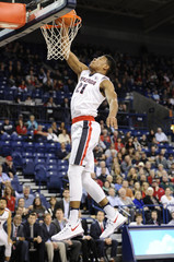 NCAA Basketball: Mississippi Valley State at Gonzaga