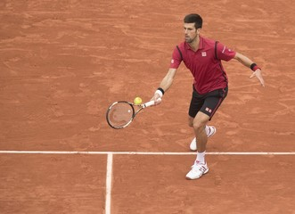 Tennis: French Open Djokovic vs Thiem