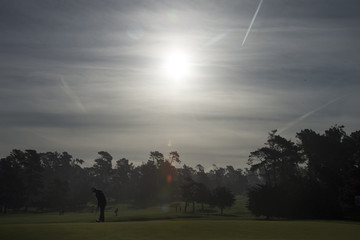 PGA: AT&T Pebble Beach National Pro-Am - Second Round