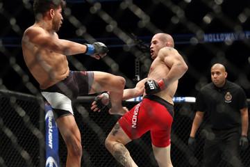 MMA: UFC 206-Gagnon vs Lopez
