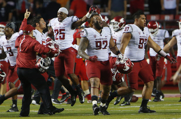NCAA Football: Washington State at Rutgers
