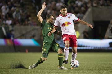 MLS: New York Red Bulls at Portland Timbers