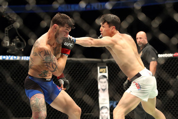 MMA: UFC 206- Swanson vs Choi