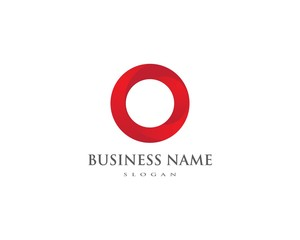 O Letter Logo Business Template Vector icon